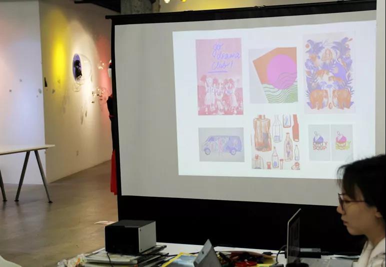 英国摇滚乐队排名_人气爆棚的Collage+Riso艺术工作坊再来一次-AIVA国际视觉艺术教育 ...
